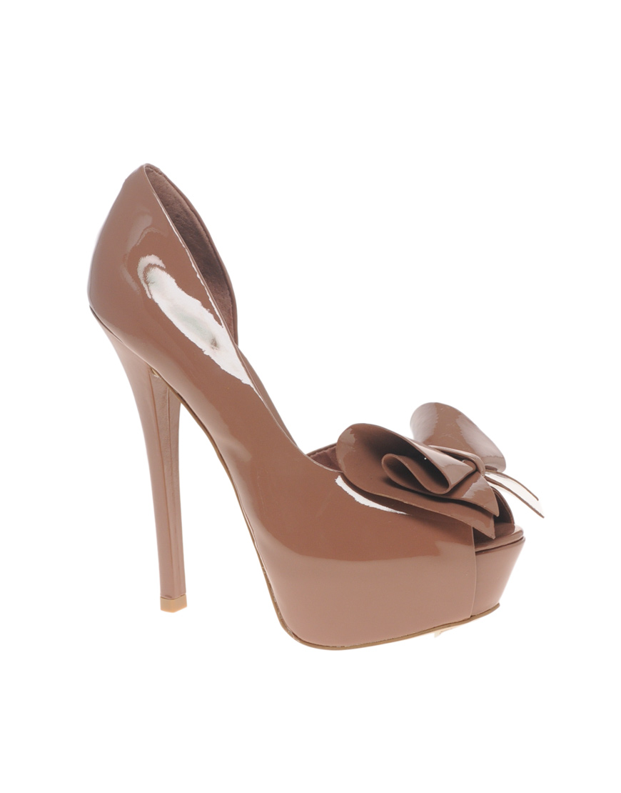Fortyone Please A Shoe Girls Reflections Cravings And Lusts Clarette Sandals Cristina Beige River Island Origami Toe Platform Shoes
