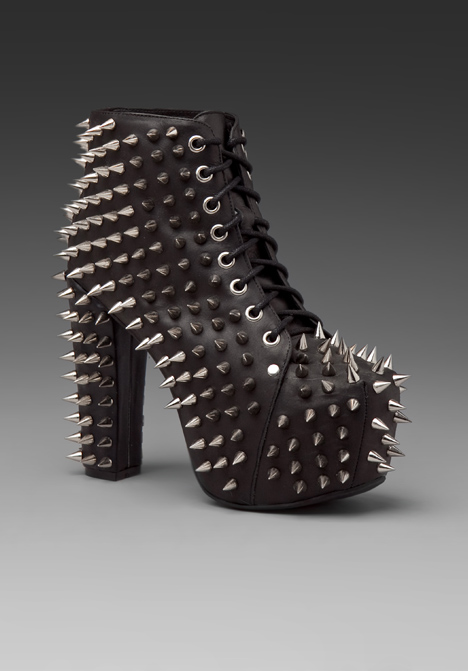 shoe no freakin idea how to call this one jeffrey campbell lita all over spike fortyone please. Black Bedroom Furniture Sets. Home Design Ideas